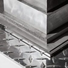 Various aluminium products